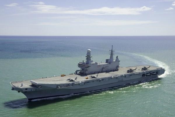 Sulla portaerei cavour il 12 luglio a taranto incontro - Cavour portaerei ...