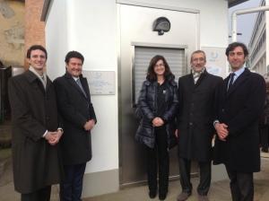 Società di consulenza KPMG con Silvia Valigi, responsabile Ufficio Stampa della Fondazione Francesca Rava
